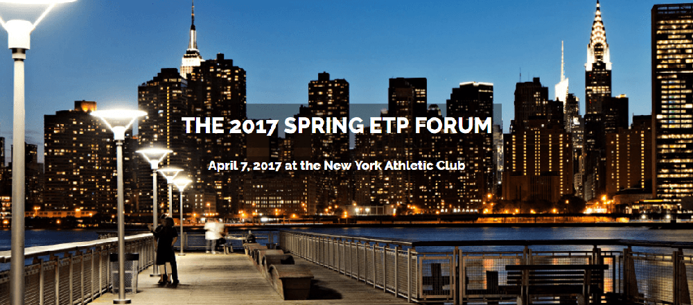 Podcast: ETP Forum conference chairman talks new ETF issuers, future of smart beta
