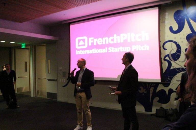 FrenchPitch startup event