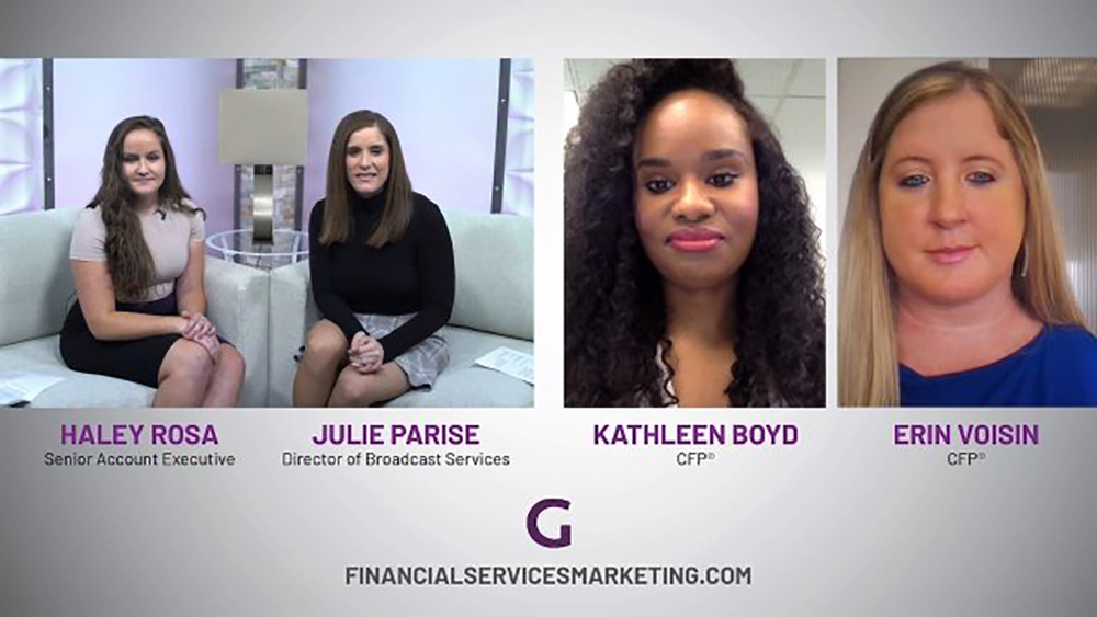 Video: Advancing women in the financial planning industry