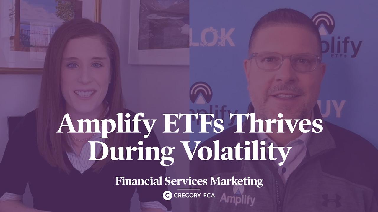 Green Shoots: Amplify ETFs thrives during volatility