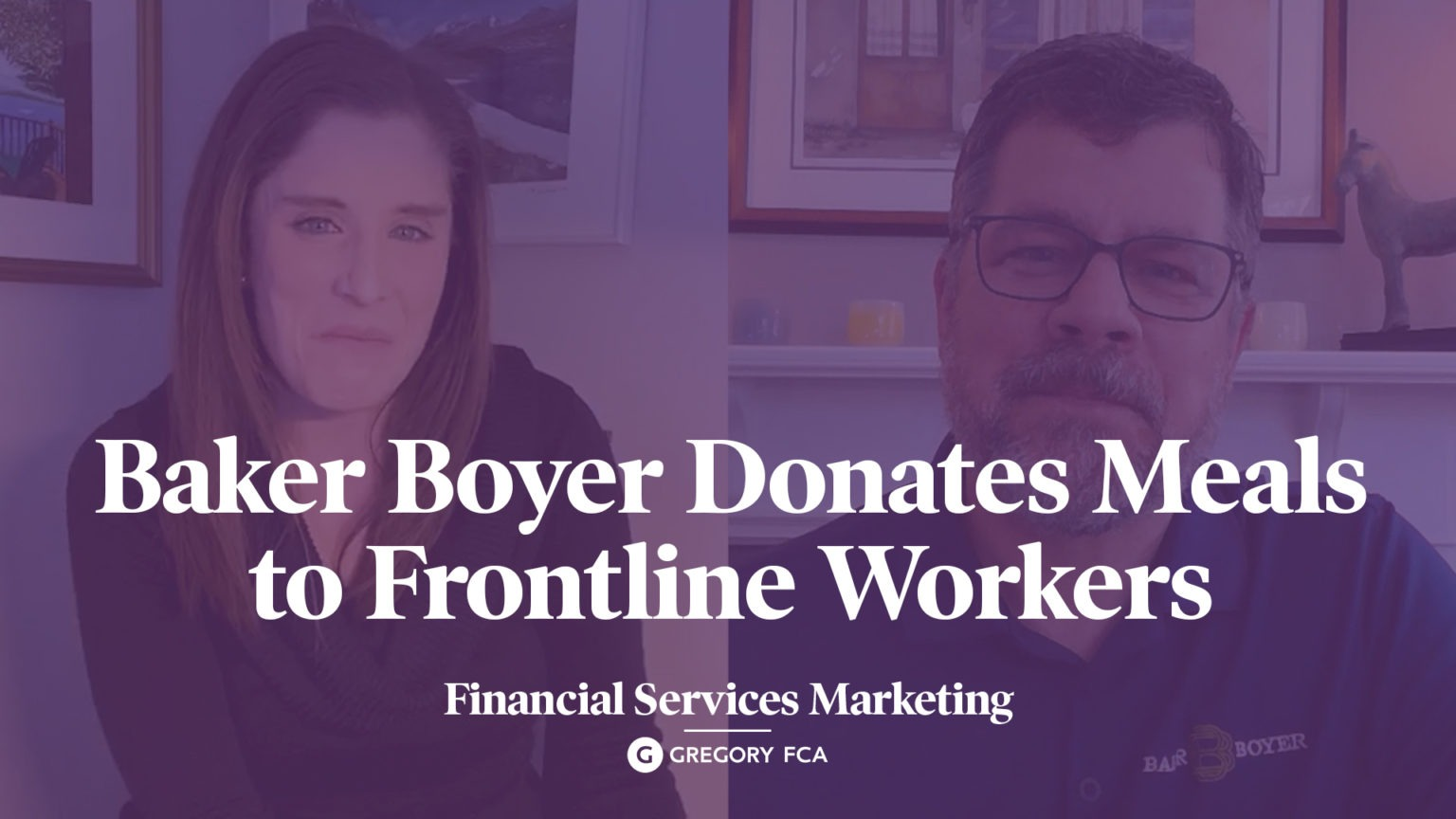 Green Shoots: Baker Boyer donates meals to frontline workers