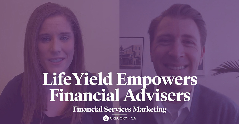Green Shoots: LifeYield empowers financial advisers