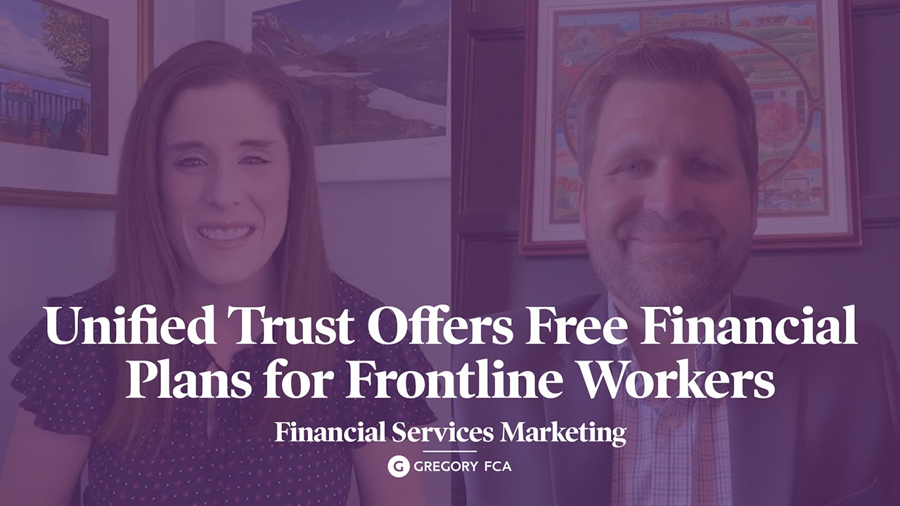 Green Shoots: Unified Trust offers free financial plans for frontline workers