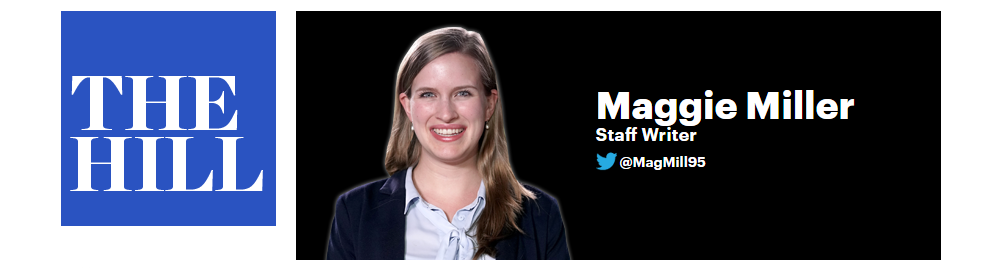 What Maggie Miller of The Hill looks for in a cybersecurity story