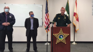 Someone tried to poison a Florida city by hacking into the water treatment system, sheriff says