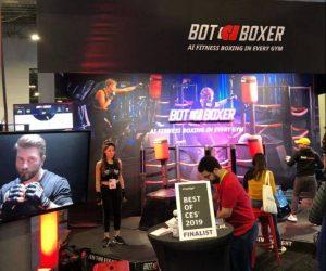 Bot Boxers CES
