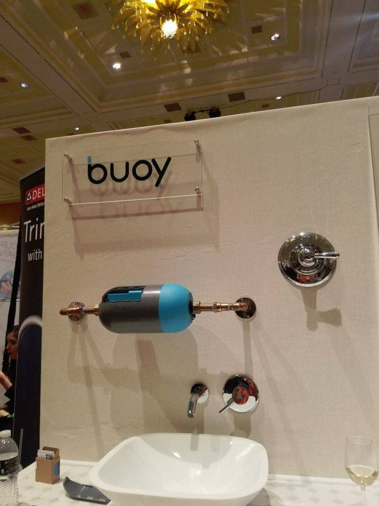 Buoy smart water management system