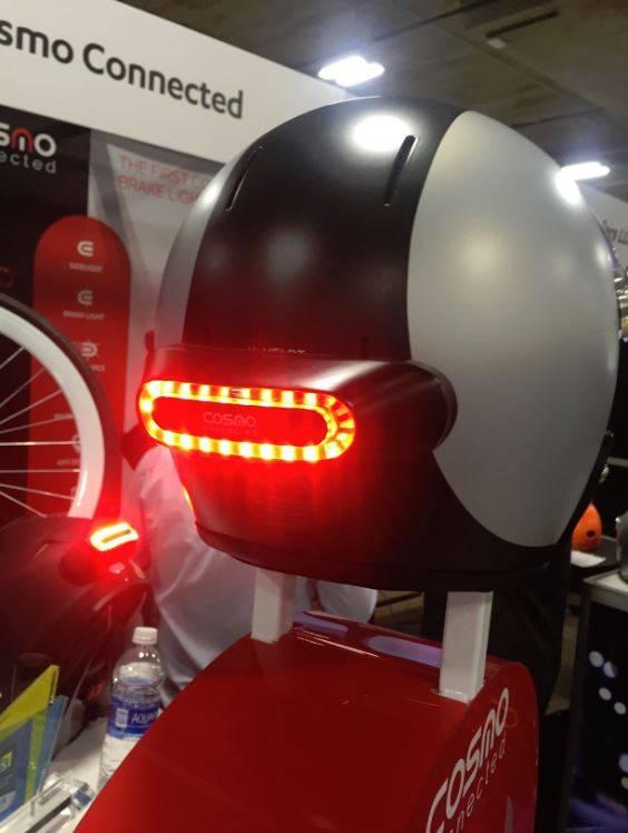 Cosmo Connected helmet