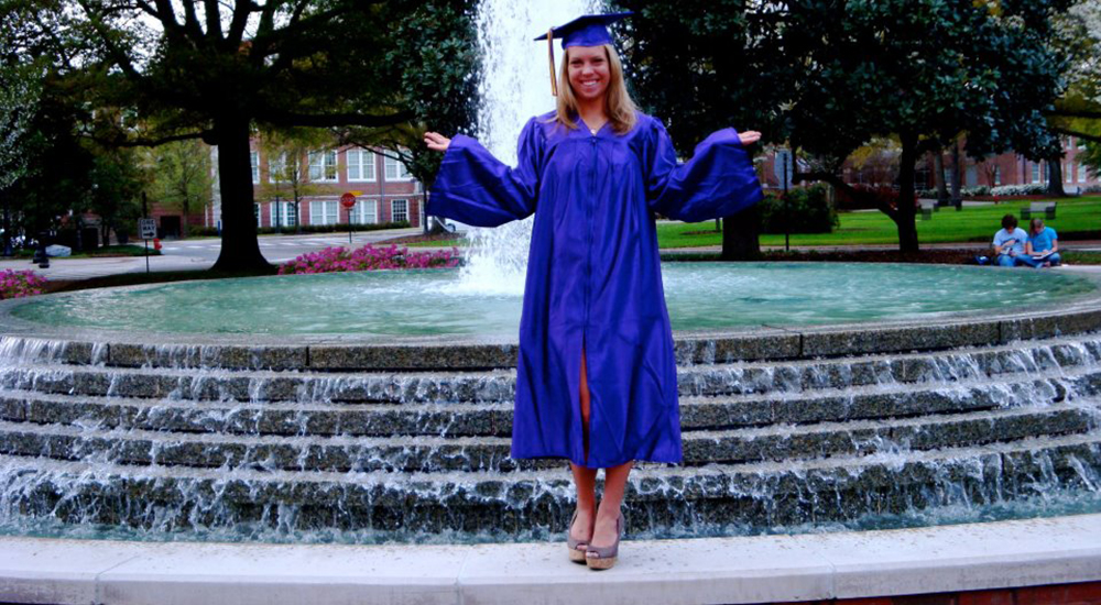 The journey to becoming a first-generation college graduate