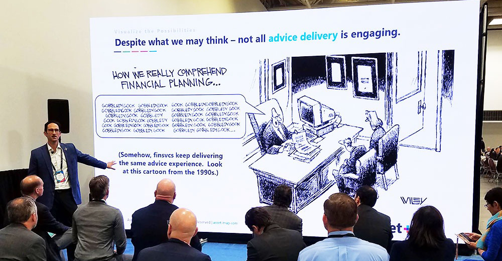 FPA Annual Conference 2019 takeaways: How the human element impacts your RIA practice management and marketing