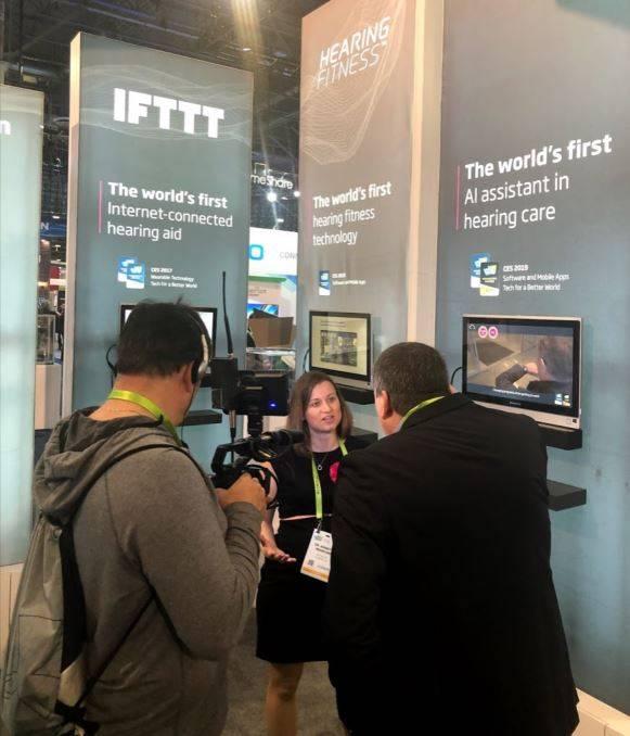 IFTTT CES 2019