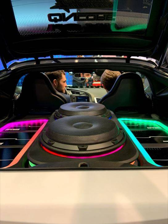 Car Stereo CES