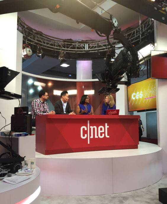 Oticon on CNET at CES 2018