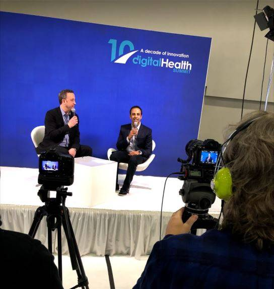 Oticon Digital Health CES